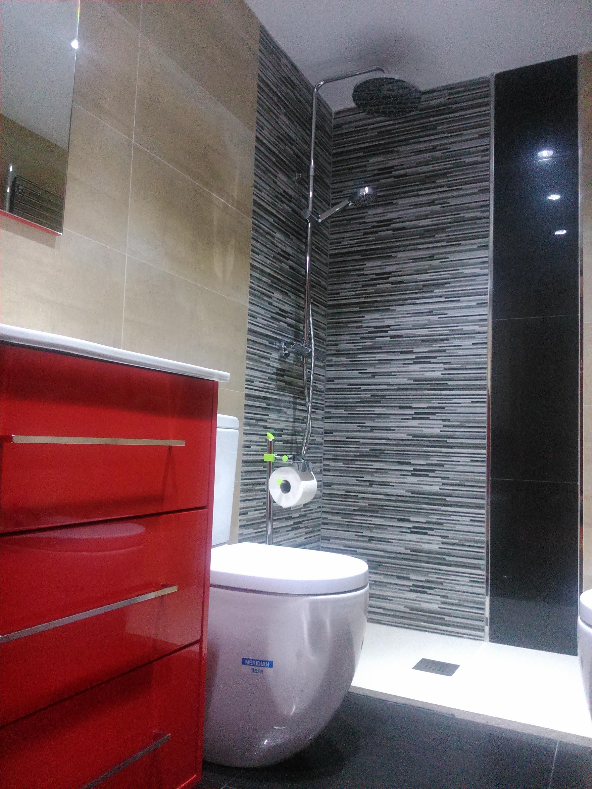 Reforma de baño Madrid, Coslada - Arte en Baño